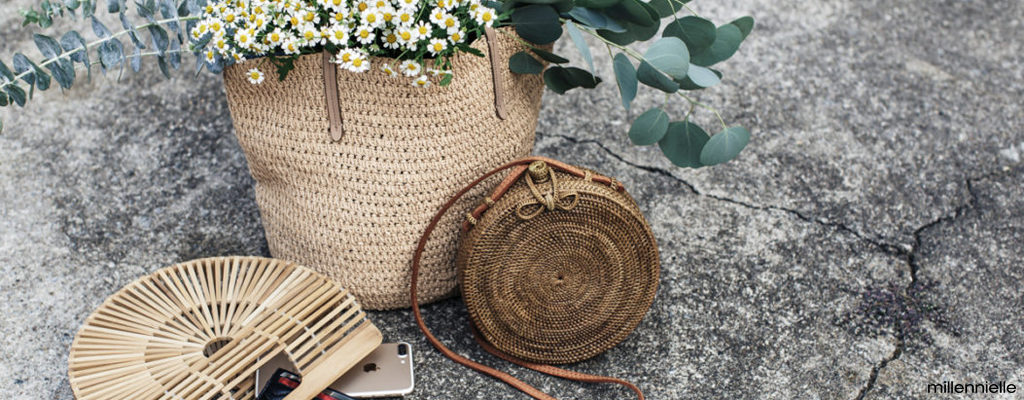 10 Cute Straw Bags Hot Item in This Summer and All Under $100