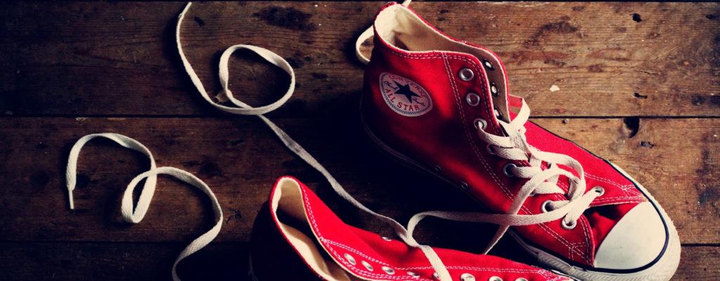 รองเท้าผ้าใบ Converse ความเท่ที่ครองใจมาทุกยุคทุกสมัย