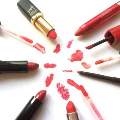 วิธีเลือกลิปสติกสีแดงให้เพอร์เฟ็ค!