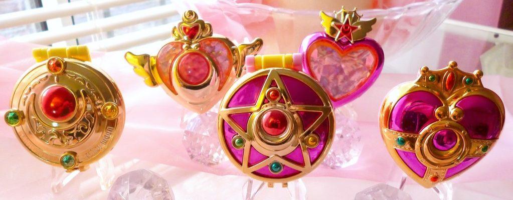 Sailor Moon Miracle Romance Makeup Collection ไอเทมสุดน่ารักที่สาวๆควรมี