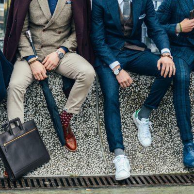 6 แบบรองเท้าที่หนุ่มๆต้องมี!