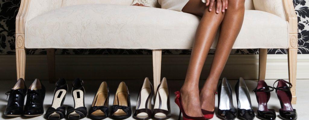 6 แบบรองเท้าที่สาวๆควรมี!