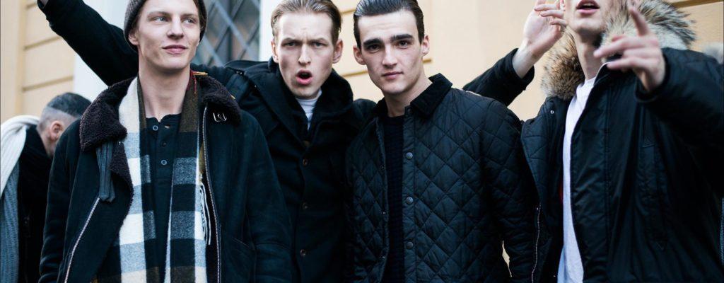 Winter's coming เมื่อหน้าหนาวมาเยือนและ Jackets หน้าหนาวสำหรับหนุ่มๆ