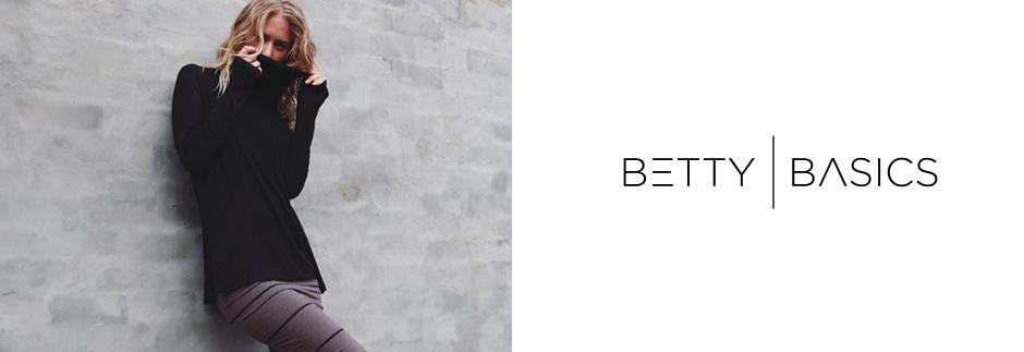 มาแต่งตัวแบบเบสิกๆกับ Betty Basics กันเถอะ