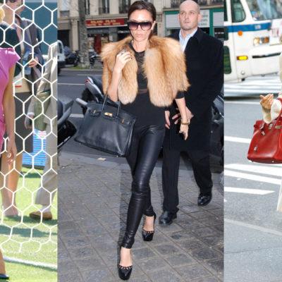 อิจฉาตาร้อนกันสุดๆกับBag Collection สุดหรูเลิสของคุณแม่ Victoria Beckham