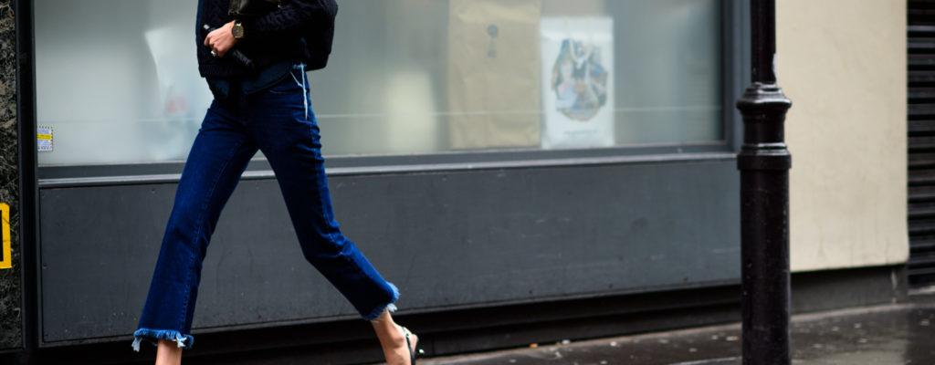 แฟชั่น Cropped Jeans สวยเก๋เทรนดี้เวอร์