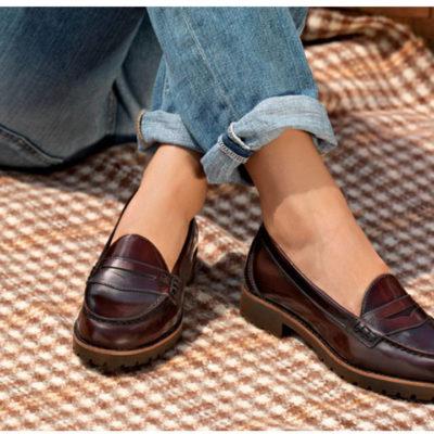 Loafers Shoe ใครว่าใส่ได้แต่ผู้ชาย