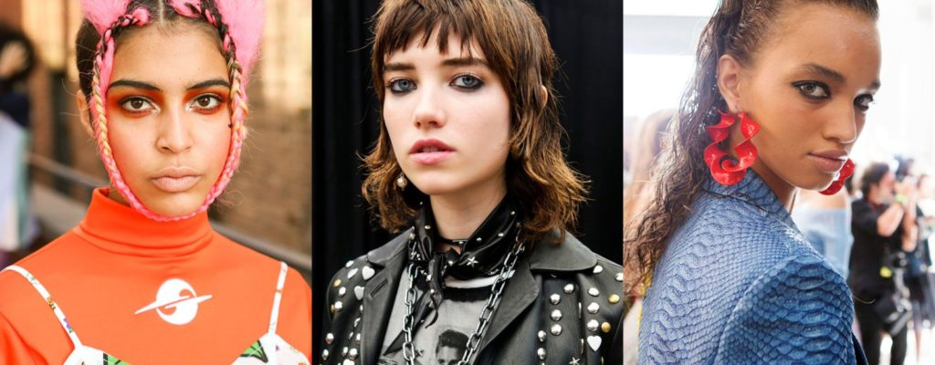 The Best Hairstyles From New York Fashion Week Spring 2017