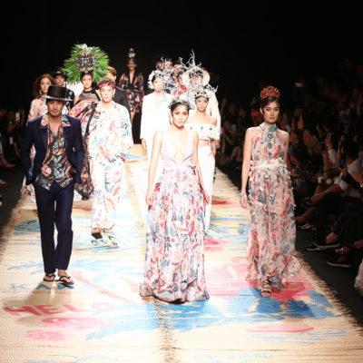 Issue New Collection แฟชั่นสุดฮิปบนรัยเวย์ Bangkok International Fashion Week 2017