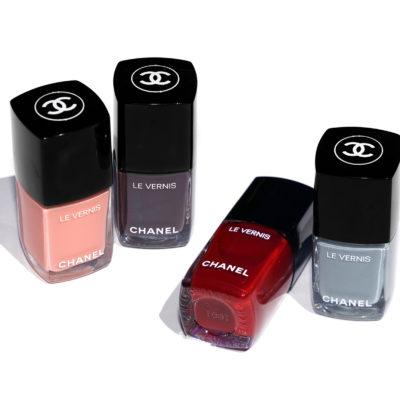 รังสรรค์เล็บสวยด้วยChanel Le Vernis 4สีใหม่ล่าสุด