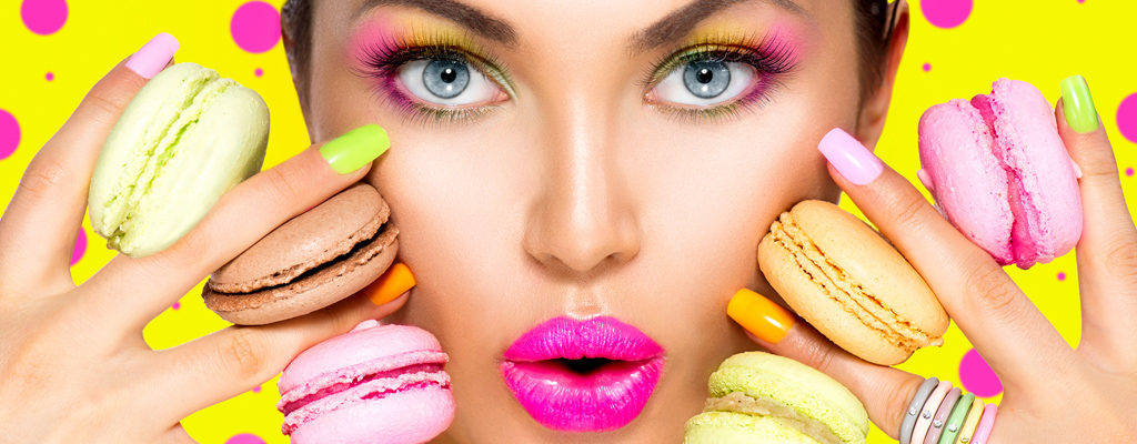 Colorful Beauty Eyes แต่งตาสวยสดใสหลากหลายสีสัน