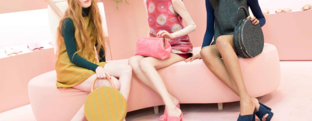 Bags And Shoesสีขนมสุดน่ารักที่สาวๆต้องหลง