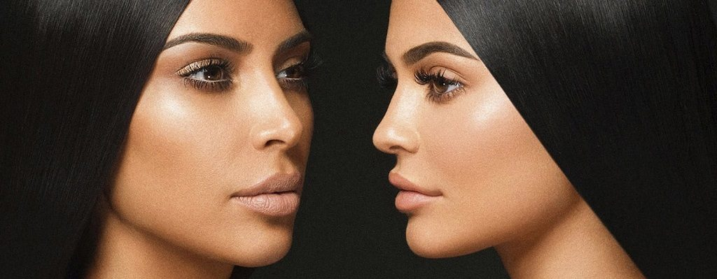 KKW Kim Kardashian and Kylie Jenner's New Lip Set