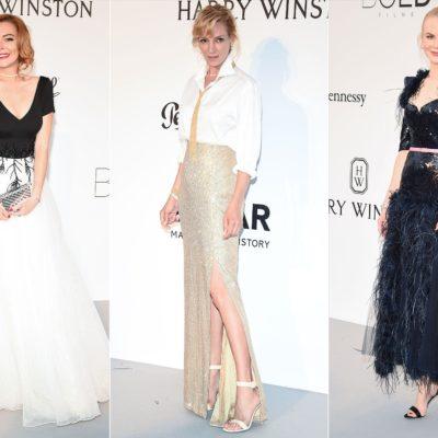 amfAR Gala Cannes 2017 เหล่าเซเลปอวดลุคร้อนฉ่าและเหล่านางแบบสุดแซ่บ