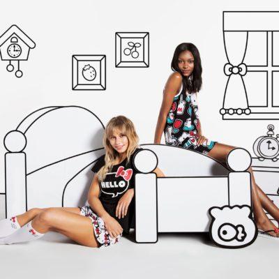 Hello Kitty x Target's Loungewear Collection ใส่นอนก็กดไลค์ใส่วันไหนก็กดเลิฟ
