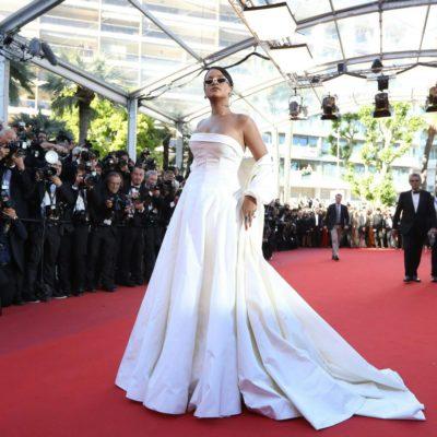 ตามติดขอบพรหมแดงและชมลุคสุดปังของเหล่าเซเลปใน Cannes Film Festival 2017 (Day 2-4)