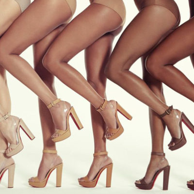 Christian Louboutin Nude Shoe Collection ติดตามชมคอลเลคชั่นสุดเลิสสำหรับสาวๆทุกสีผิว