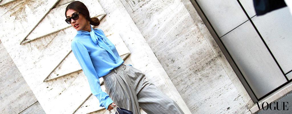July Outfits สวยเป๊ะโทนสีฟ้าแต่งตามได้สไตล์เซเลป