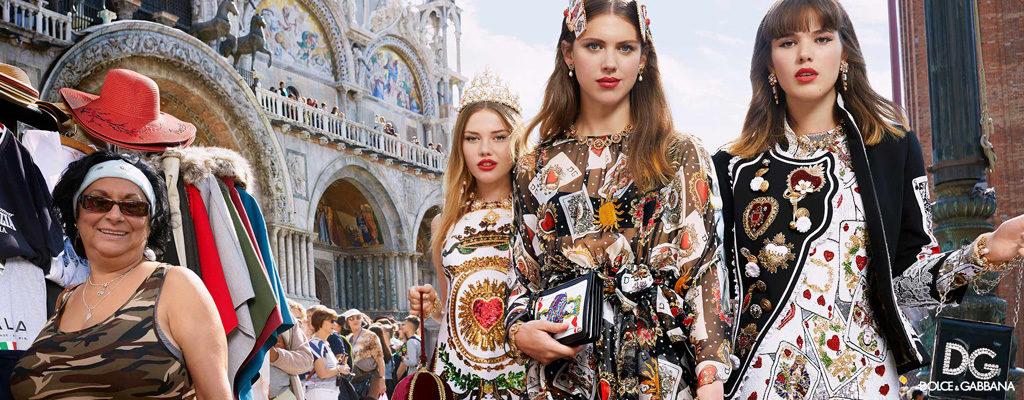 พามาส่องคอลเลคชั่นล่าสุดของแบรนด์สุดแซ่บอย่าง Dolce&Gabbana Spring Summer 2018 Collection Queen Of Hearts