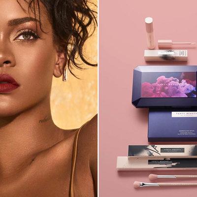 เมื่อคุณแม่ Rihanna กำลังจะออก Eyes Makeup คอลเลคชั่นใหม่ งานนี้เรามาเลยเตือนให้สาวๆ เตรียมใจและเงินในกระเป๋าให้พร้อม