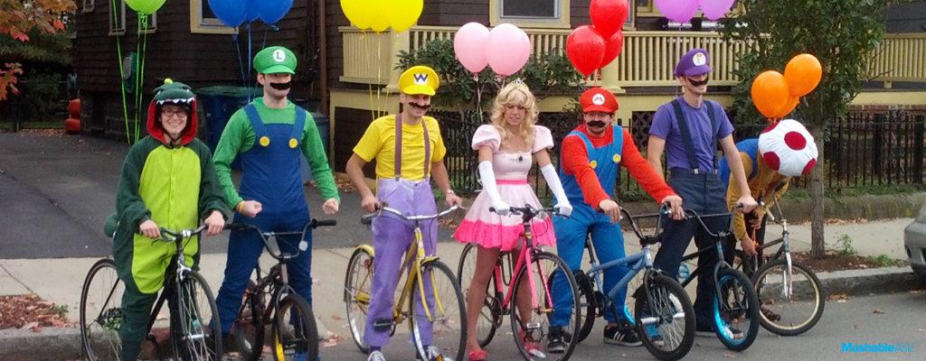 ฮาโลวีนนี้ออกไปปาร์ตี้กับเพื่อนๆ ต้องจัดให้สุด ด้วยชุดคอสตูมกลุ่มที่รับรองว่าเด่นสะดุดตากว่าใครๆ