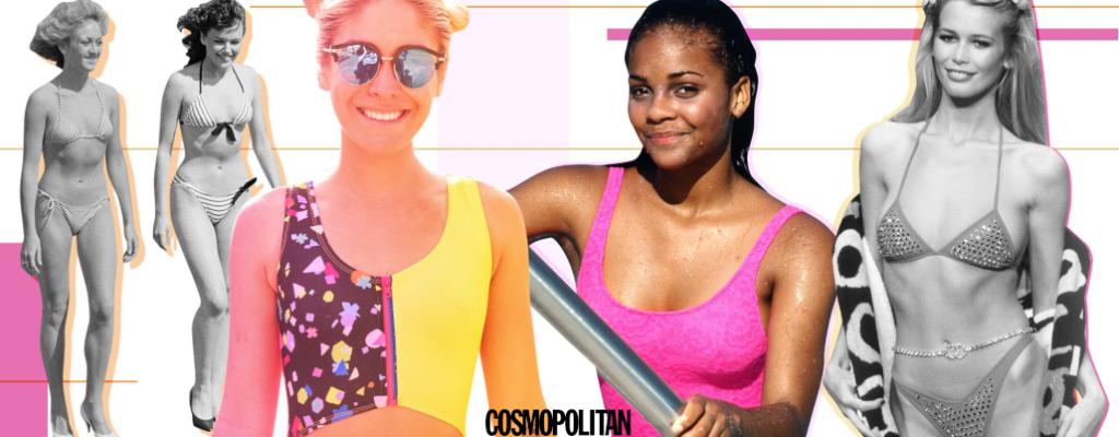 ชวนสาวๆมาดูพัฒนาการชุดว่ายน้ำสุดเลิส ผ่านกาลเวลามานานขนาดนี้จะเปลี่ยนแปลงไปแค่ไหนกันนะ
