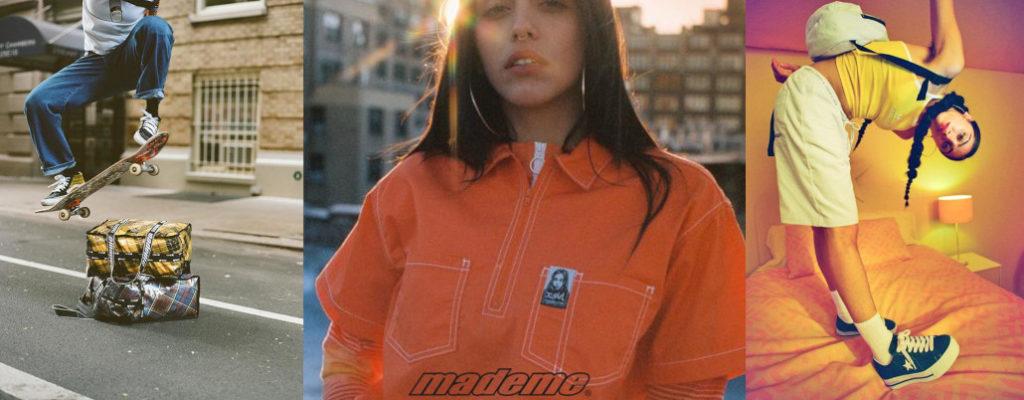 สาวก Streetwear Fashion มามุงกันด่วนๆวันนี้เราชวนมาส่อง Streetwear Brands ที่รับรองว่าต้องกดไลค์