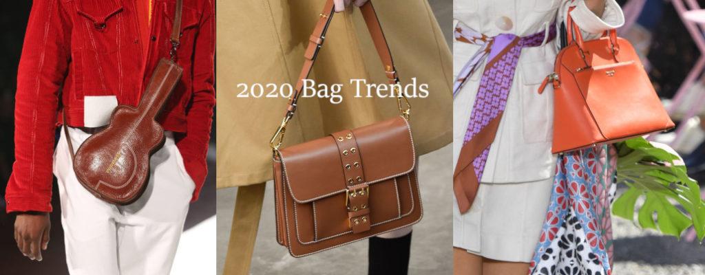 อัพเดทเทรนด์กระเป๋า Spring 2020 Bag Trends คาดว่าน่าจะมาแรงสุดๆในซีซั่นที่กำลังจะมาถึง