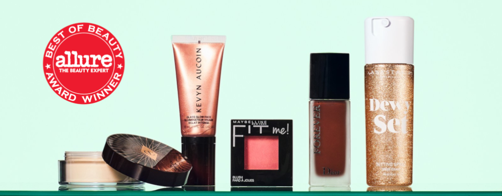 Allure Best Makeup for face of 2019 เครื่องสำอางตัวเด็ดที่การันตีจากบรรณาธิการแล้วว่าเพอร์เฟกต์ที่สุดในปีนี้