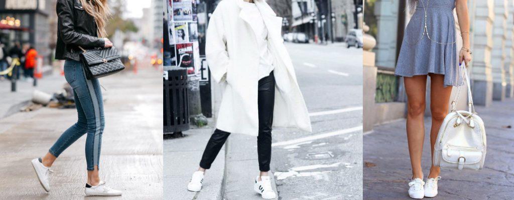 ขาวๆใสๆใส่ได้ทุกวัน! แนะนำสนิกเกอร์สีขาวสำหรับสาวๆสวยเป๊ะใส่ง่ายบอกเลยว่าของมันต้องมี!